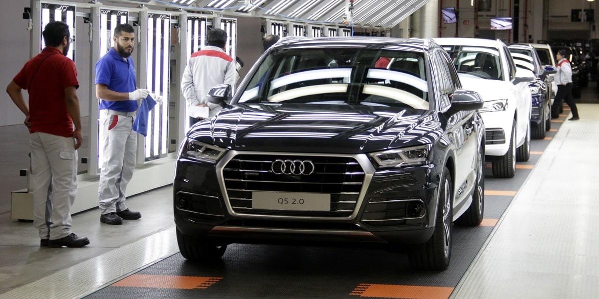 Arranca la producción del Audi Q5 en la nueva planta de México