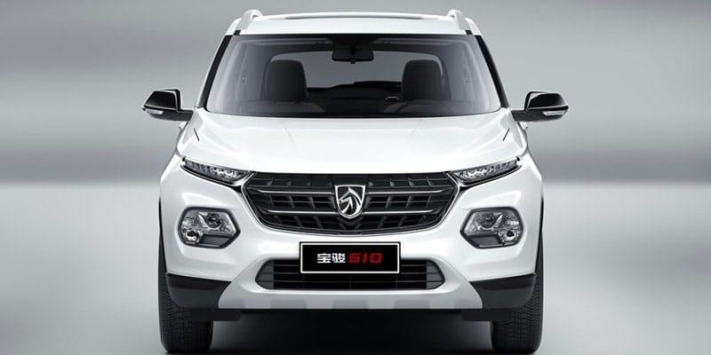 El primer SUV de Baojun tiene muy buena pinta: Se venderá en China por unos 11.000 €