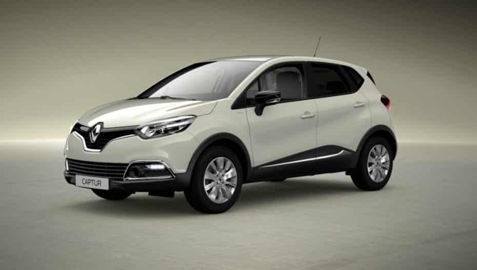 El Renault Captur estrena versión «Limited»: La más interesante de la gama