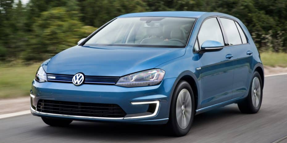 El renovado Volkswagen e-Golf verá la luz en noviembre: Mejor en todo