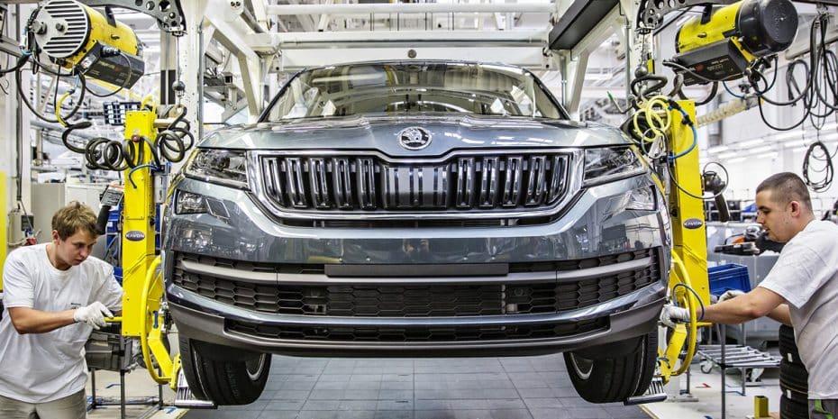Arranca la producción del Skoda Kodiaq en la República Checa: Junto al SEAT Ateca