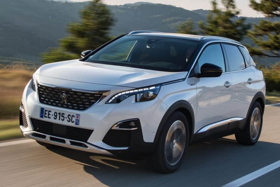 El nuevo Peugeot 3008 nos va ganando poco a poco: Echa un vistazo a la nueva galería de fotos