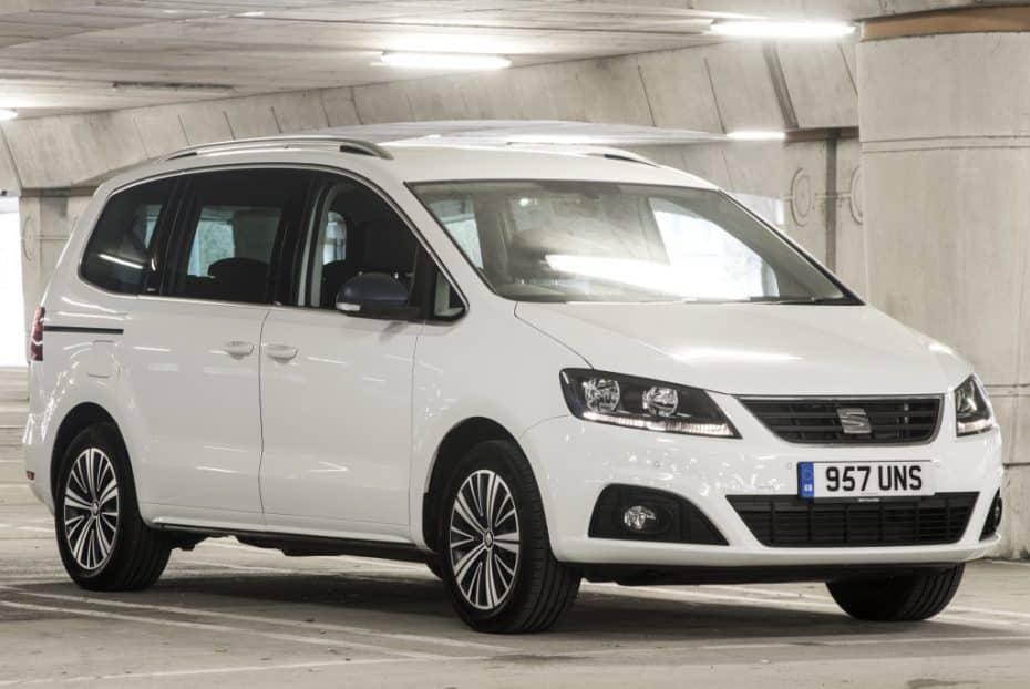 Así es la gama SEAT Alhambra 2019: Adiós a la gasolina
