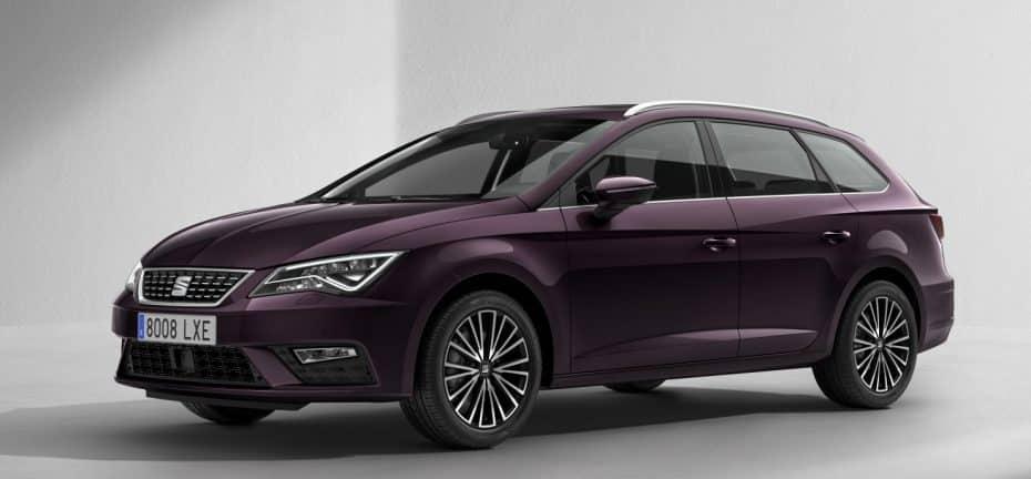 Oficial: Todos los detalles del renovado SEAT León