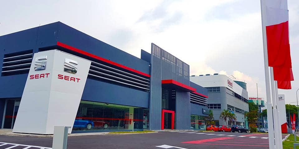 Mañana abre SEAT Singapur: Con toda la gama y desde 62.127 € del Ibiza 1.0 TSI