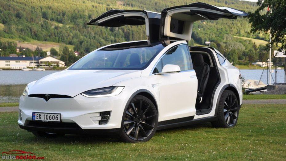 Dossier, los 60 modelos más vendidos en Noruega durante junio: El Model X, segundo