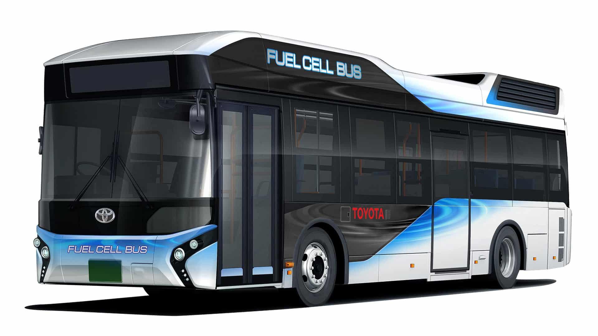 Toyota Fuel Cell Bus: El autobús urbano de hidrógeno llegará antes del 2017 pero no será barato