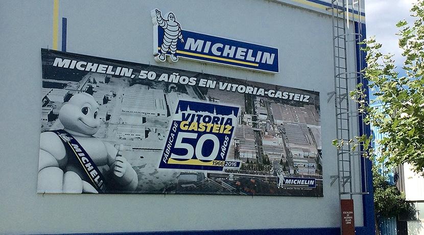50 años de Michelin en Vitoria: Visitamos la fábrica para contarte el proceso productivo y sus secretos