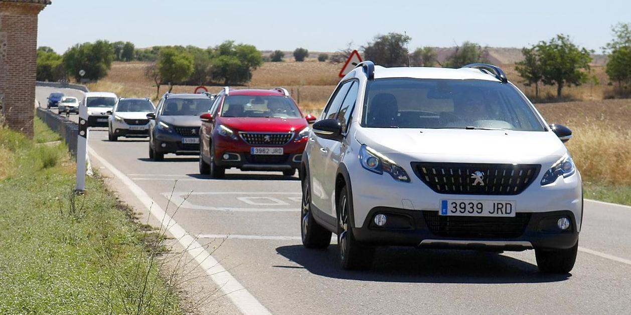 Dossier, estos son los SUVs pequeños más vendidos en España durante octubre
