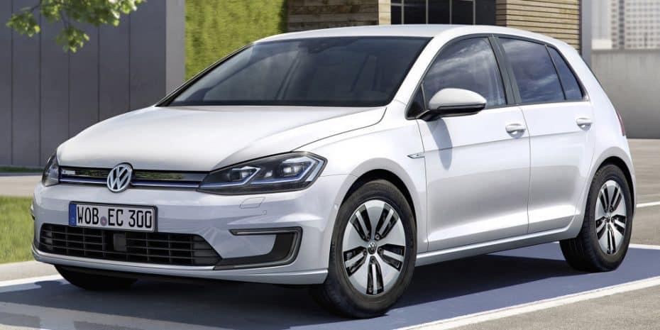 El Volkswagen e-Golf aterriza en Los Ángeles con 300 km de autonomía