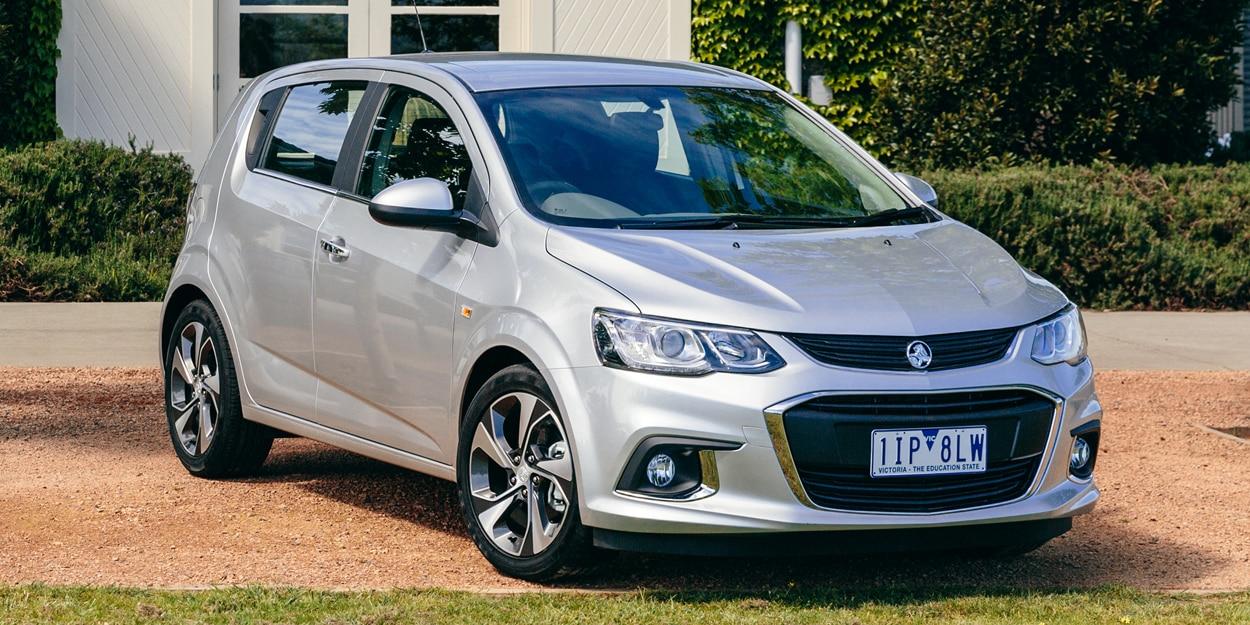 El nuevo Chevrolet Aveo llega a Australia como Holden Barina