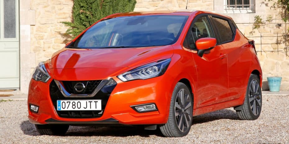 Nuevas imágenes del Nissan Micra de última generación