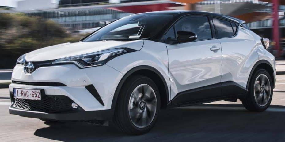 Llega el Toyota C-HR a España: Bastante caro aunque es híbrido