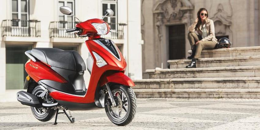 El nuevo Yamaha D'elight llegará en marzo: Con 125cc y un precio ajustado