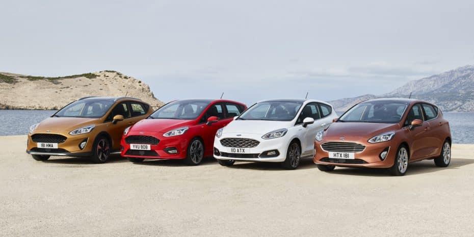 Aquí está el nuevo Ford Fiesta: Estrena motor de un litro con desconexión de cilindros