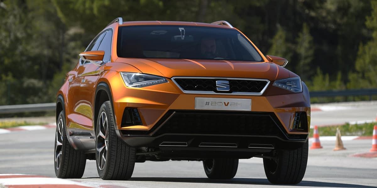 El SUV mediano de SEAT tendrá carrocería coupé: Algo más grande que el Ateca
