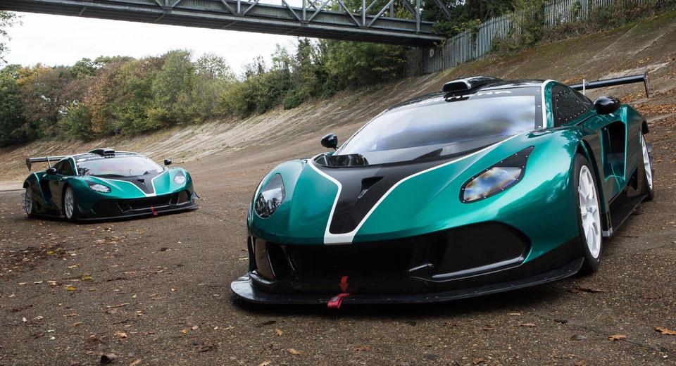 Arrinera Hussarya GT3: Así es el superdeportivo polaco diseñado para la competición