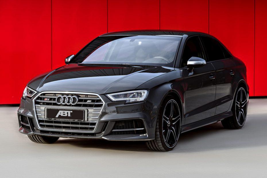 ABT eleva al Audi S3 Sedan hasta las cifras del RS3: Un toque radical para los más inconformistas