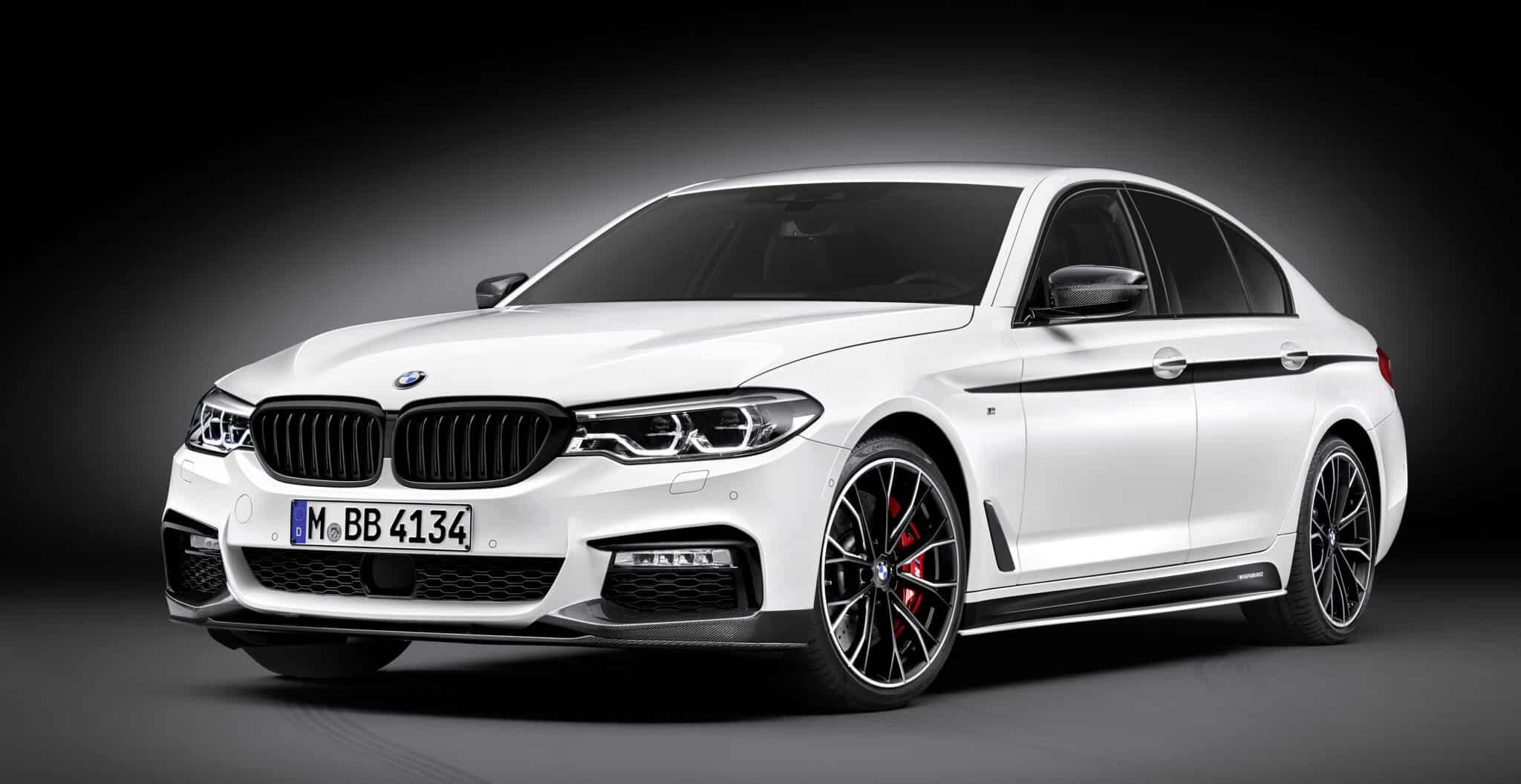 El aperitivo del BMW M5 es este paquete M Performance ¡La berlina bávara más salvaje!