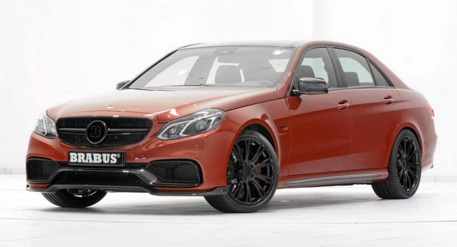 Brabus E63 850 Biturbo: ¿Pagarías 150.512 euros por este monstruo con 850 CV de la generación anterior?