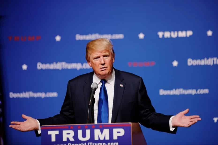 Donald Trump llega a Presidente y la industria del automóvil se acongoja ¿Qué pasa aquí?
