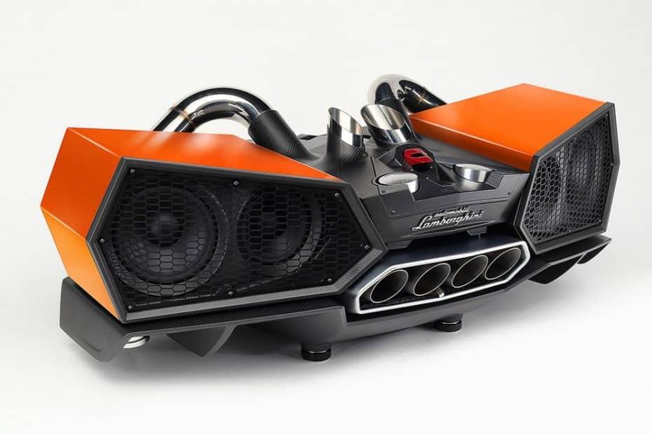 Si no te llega para un Lamborghini, quizá sí puedas optar por este brutal equipo de sonido de 24.800€