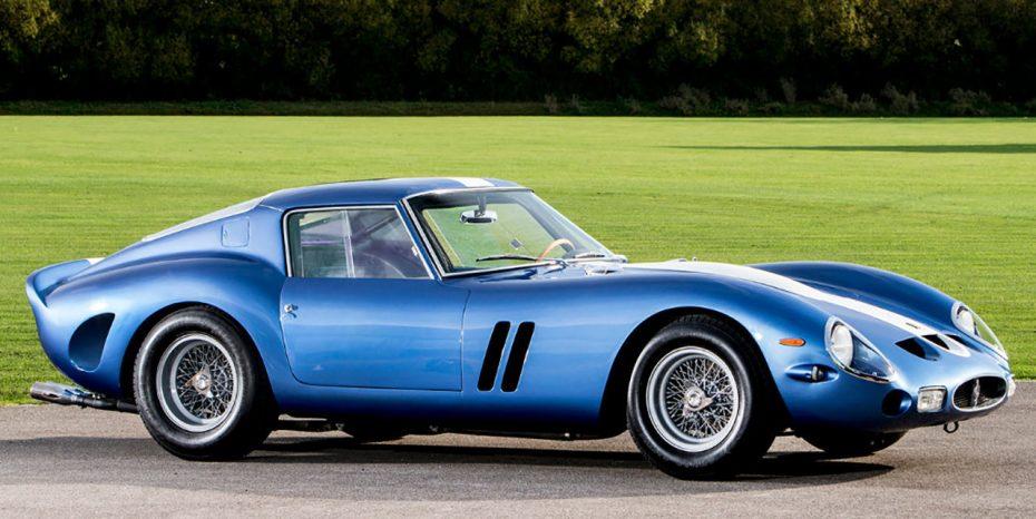 Los 10 coches más caros de la historia: Los clásicos ganan por goleada