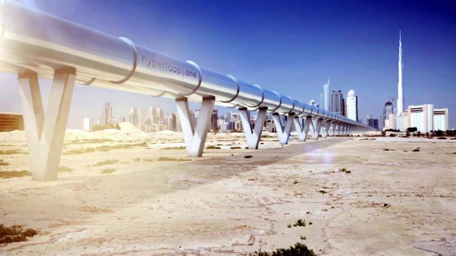 Hyperloop cruza el Charco para cerrar un nuevo acuerdo: Conectará Cleveland con Chicago