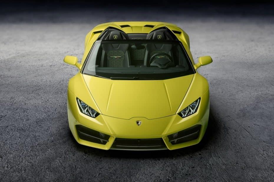 Lamborghini Huracan Spyder LP580-2: 580 CV directos a las ruedas traseras y con la melena al viento