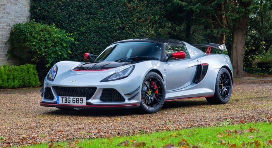 Lotus Exige Sport 380: El Exige más rápido, ligero y radical de todos los tiempos