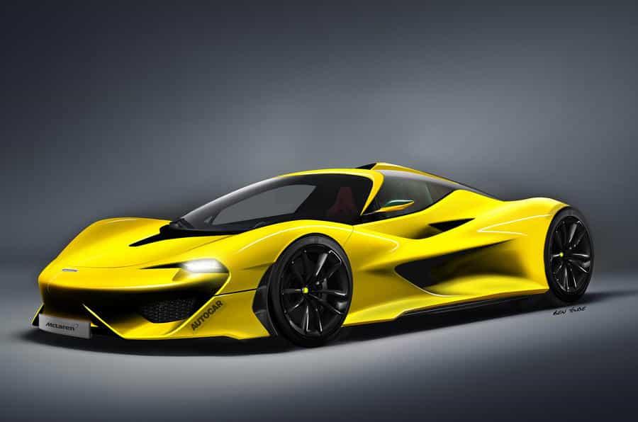 ¡Ya es oficial! El mítico McLaren F1 resucitará en 2019 con tres plazas, pero ya están todos vendidos
