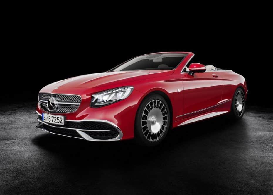 Mercedes-Maybach S650 Cabriolet: ¿Querías lujo?, pues toma un par de tazas…