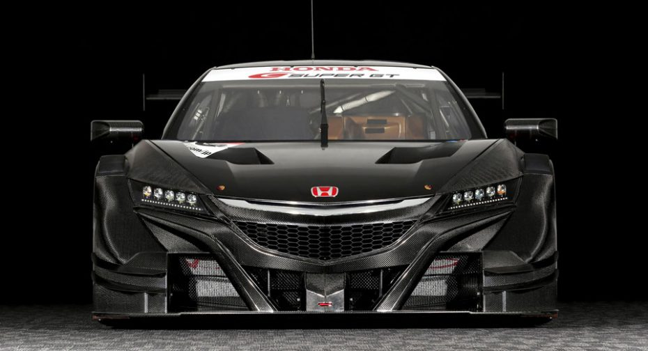 Honda NSX-GT: La bestia del fabricante japonés para volver a arrasar en la competición