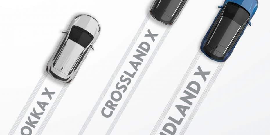 Opel lanzará el año que viene el Grandland X, un crossover compacto