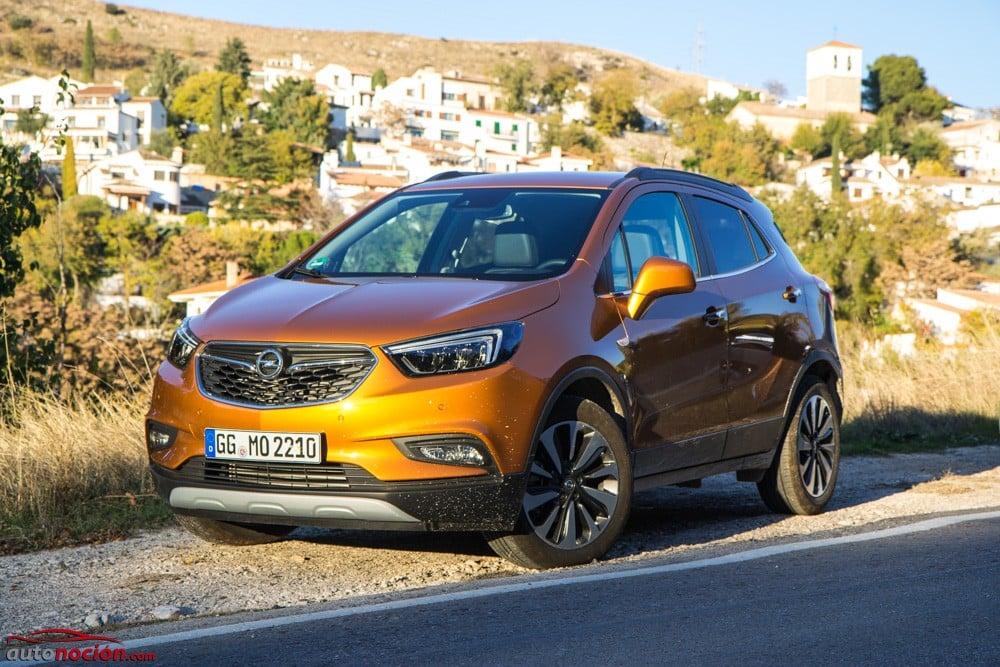 Contacto Opel Mokka X 1.6 CDTI 136 CV 4×4 Excellence: Una de las claves del segmento B-SUV