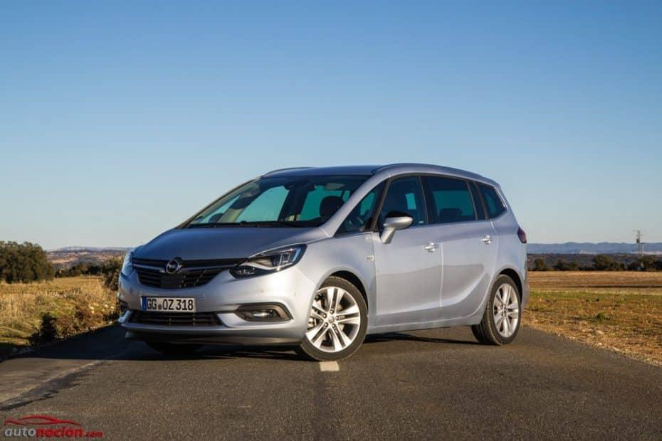 Contacto Opel Zafira 2.0 CDTI Excellence 170 CV: Un tecnológico y gran aliado para largos viajes