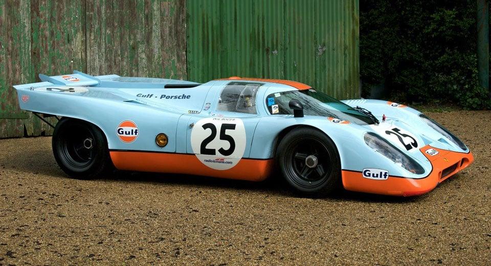 Ahora puedes adquirir la réplica de este Porsche 917K que se vende en Ebay por 116.000 euros