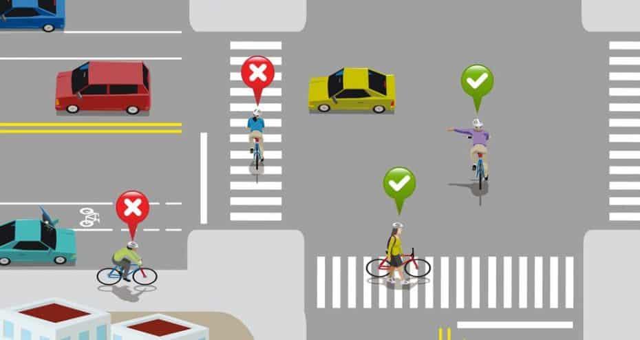 La prioridad en los pasos de cebra, ¿es del coche o de la bicicleta?: Este ciclista fue condenado a pagar