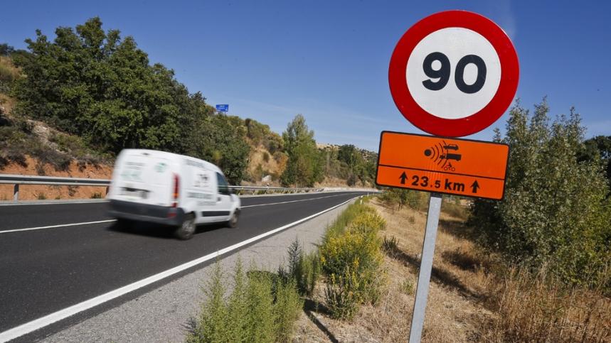 Somos el segundo país europeo con más radares ¡Más de 1.800! ¿Afán recaudatorio o seguridad?