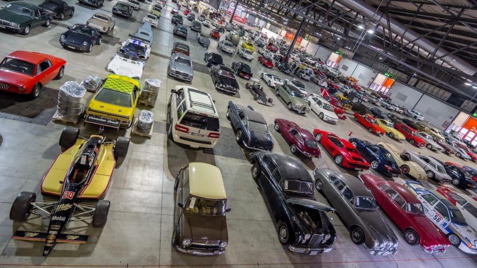 Duemila Ruote: ¡Más de 51 millones de euros en joyas como un Ferrari 275 GTB/6C, un Maserati MC12 o un Porsche 959!