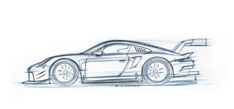 El Porsche 911 RSR está cada vez más cerca: Lo veremos en Los Ángeles y brillará con luz propia