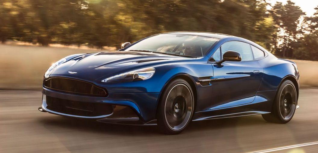 Aston Martin Vanquish S: El británico es ahora más aerodinámico y poderoso gracias a sus 600 CV