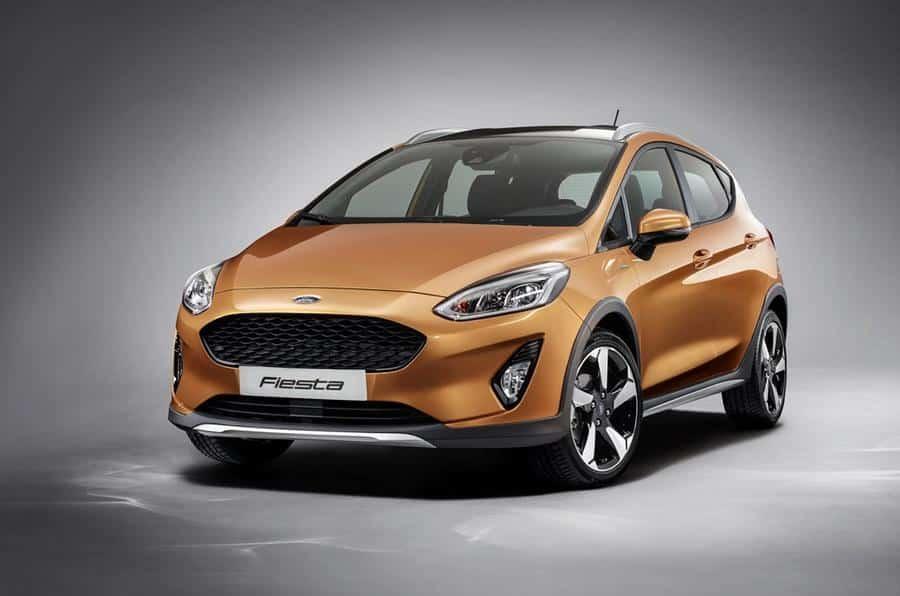 Ford ofrecerá más modelos con la terminación campera Active: Focus y Mondeo a la vista