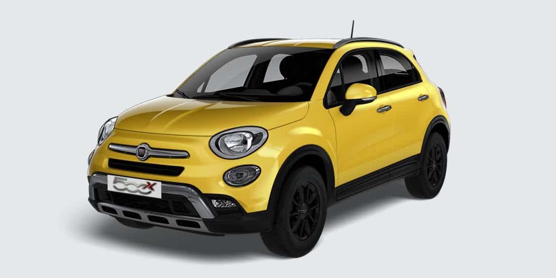 """Nuevo Fiat 500X Trekking, la opción """"campera"""" más asequible"""