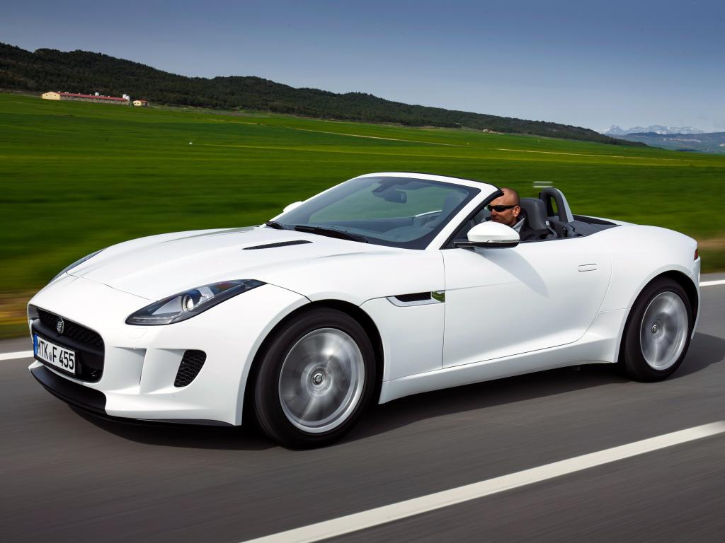 El Jaguar F-Type tendrá una versión con motor diésel