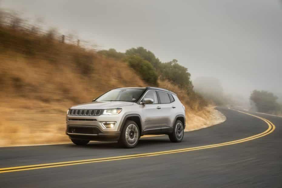 El nuevo Jeep Compass se estrena en Estados Unidos: Con 180 CV
