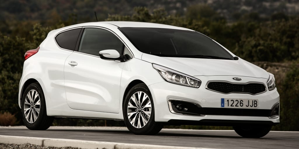 "Nuevo Kia Cee'd ""Xtech 16"": Más equipado e interesante"