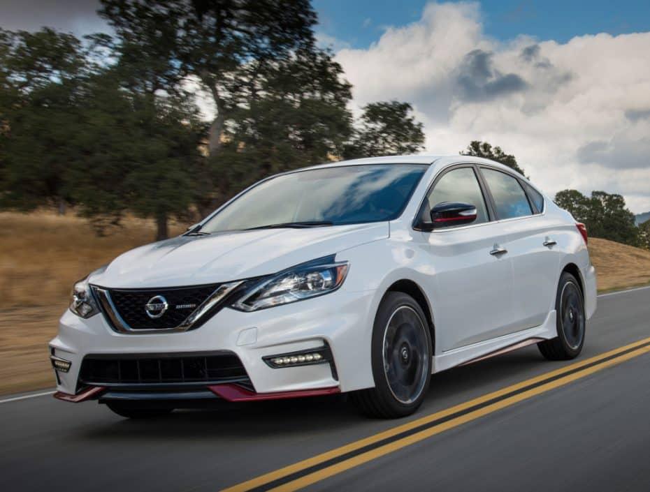 El Nissan Sentra Nismo ya es una realidad: Un toque más picante para la berlina