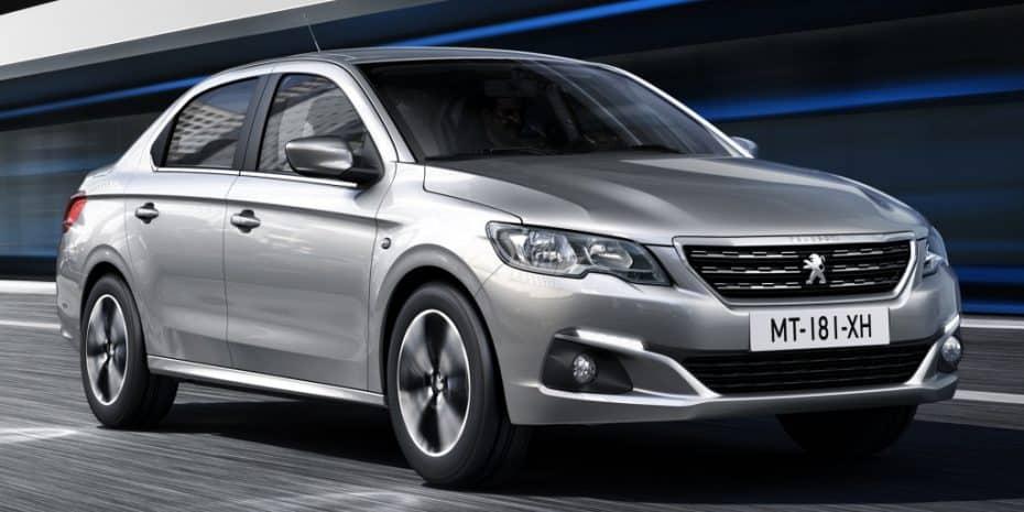 El Peugeot 301 se pone al día con cambios estéticos y de equipamiento