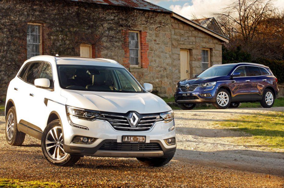 El Renault Koleos, ya adaptado a la Euro 6d
